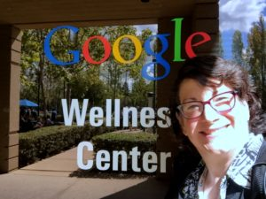 Dee Perkins At Mountainview Google Headquarters