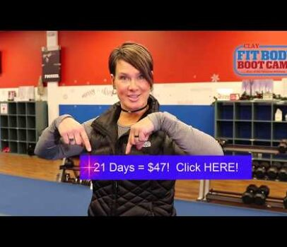 Fit Body Boot Camp Clay 21 Days For $47 Challenge