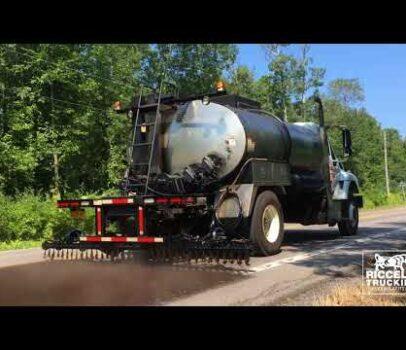 Riccelli Trucking Tack Truck