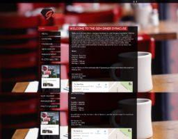 The Gem Diner Website