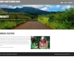 Wendy Gady Website