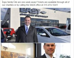 Syracuse Auto Dealers Facebook