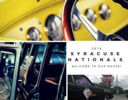 Syracuse Nationals The Gem Diner