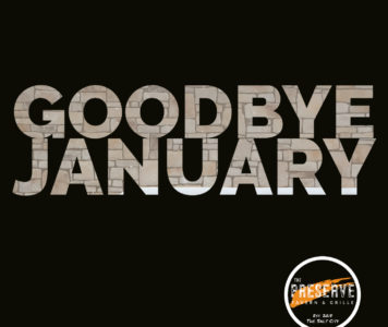 Goodbye January - The Preserve