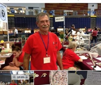 Facebook - 2018 Gem Show - Volunteers