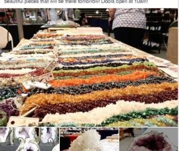 Facebook - 2018 Gem Show - For Sale