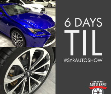 Facebook - 2019 Auto Show - 6 Days