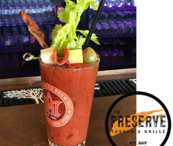 Facebook - The Preserve - Bloody Mary